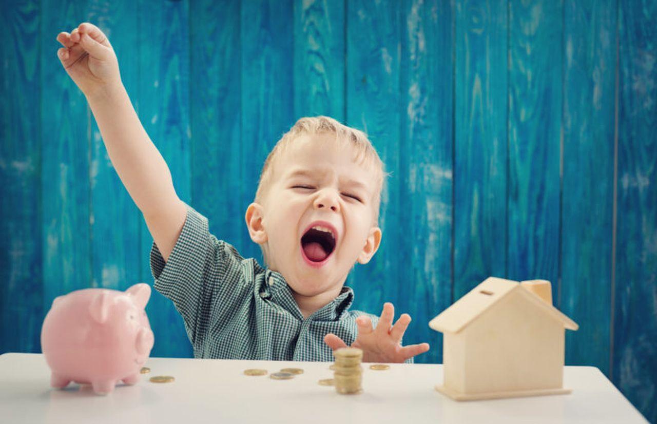 Kako dobi djeteta prilagoditi učenje o financijama?