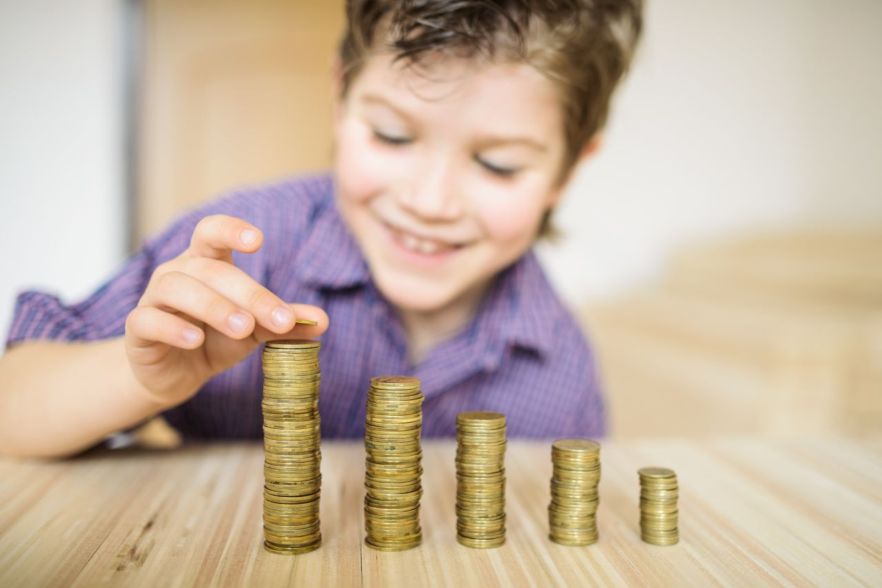 Važno je djecu podučavati financijskoj odgovornosti.