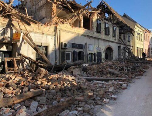 Članice Hrvatske udruge agencija za naplatu potraživanja obustavile ovrhe na potresom pogođenim područjima